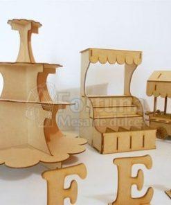 Kits de mesas de dulces