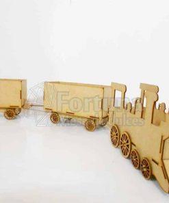 Tren dulcero para mesa de dulces