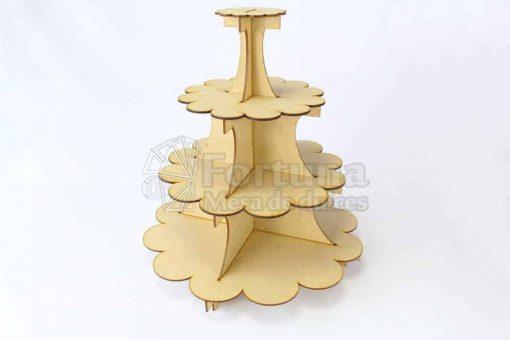 Base para decoración de mesas de dulces