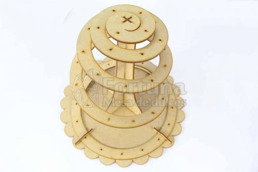 Espiral paletero ideal para tu mesa de dulces