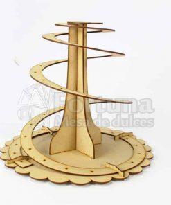 Espiral para paletas el accesorio perfecto para tu mesa de dulces